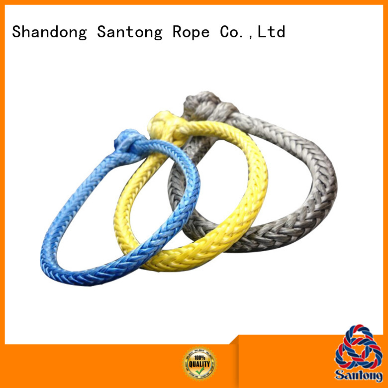 braided soft shackle types grey for car SanTong