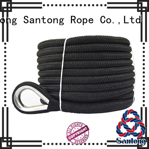 SanTong double nylon rope factory price for oil