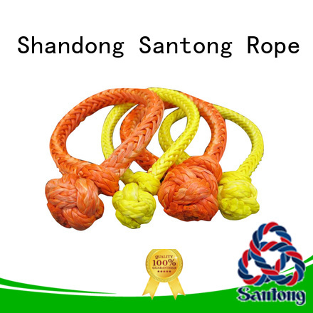 practical soft shackle series for outdoor