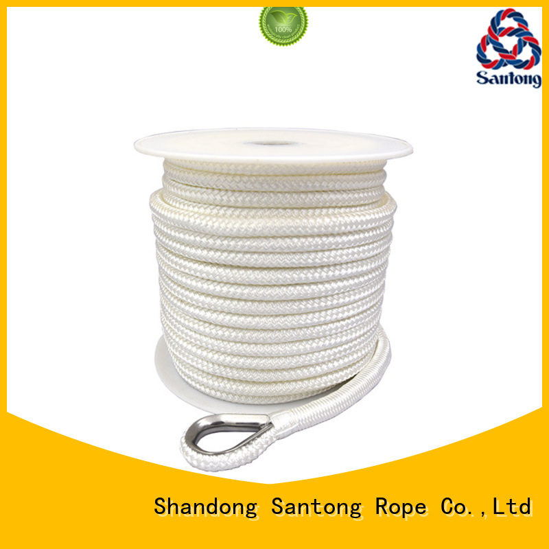 SanTong polyester rope supplier for saltwater
