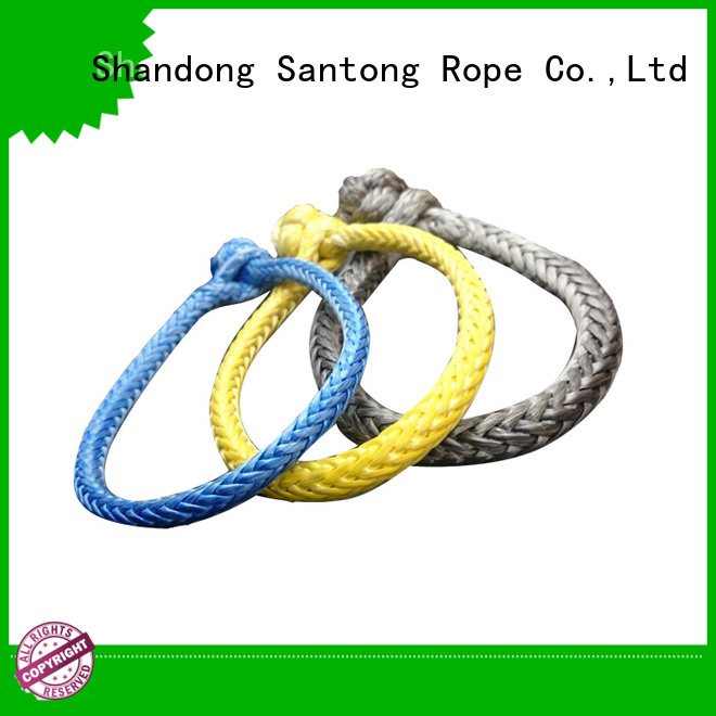 utility rope shackle from China for vehicle