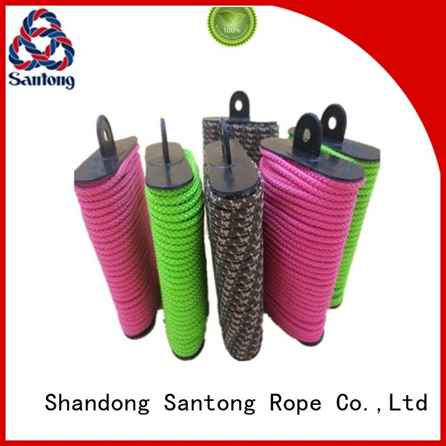 colorful tent rope personalized for outdoor