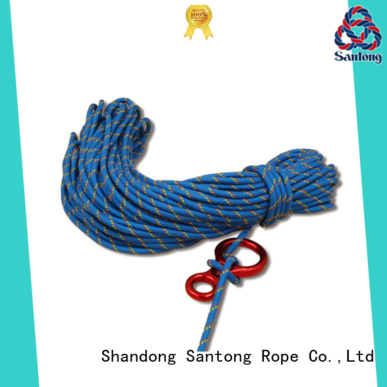 SanTong heavy duty tree climbing rope supplier for arborist