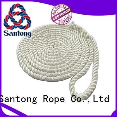 durable mooring lines factory price for skiing