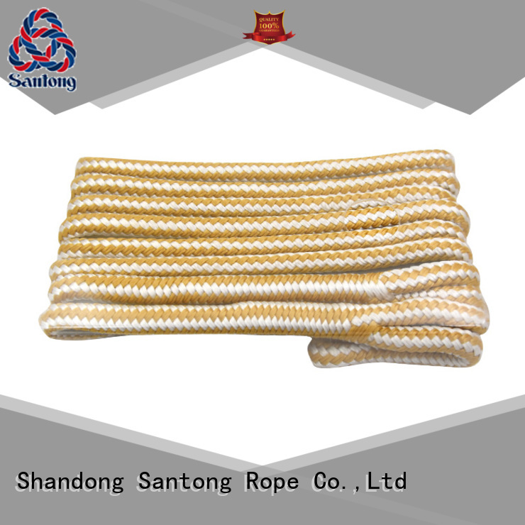 SanTong utility twisted rope factory for docks