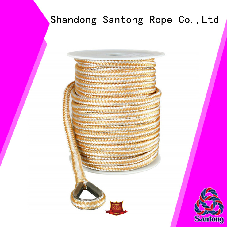 SanTong good quality nylon rope factory price for gas