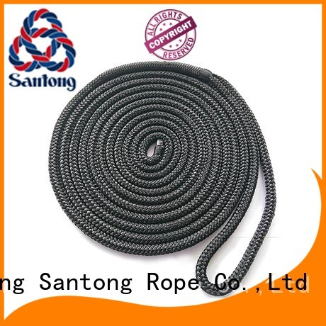 SanTong white boat rope wholesale for skiing