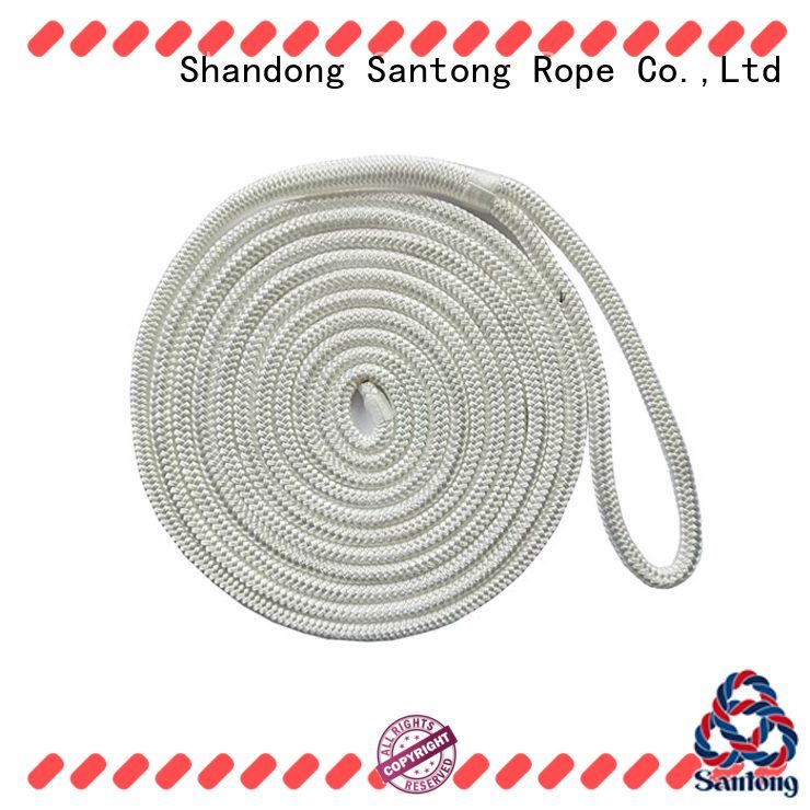 SanTong blue mooring rope factory price for skiing