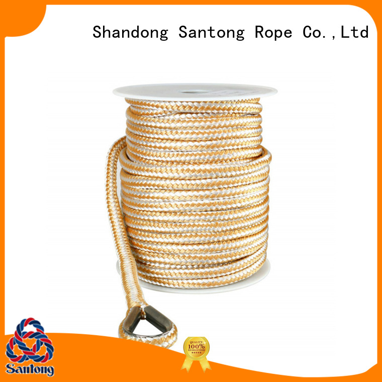 SanTong solid anchor rope factory price