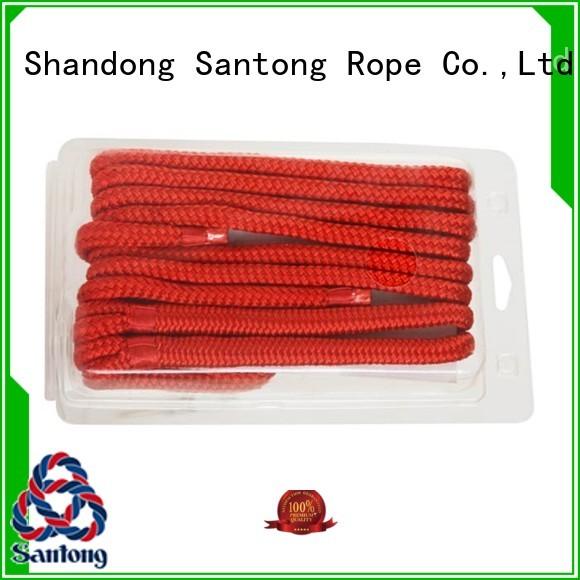 SanTong utility nylon rope supplier fender for pilings
