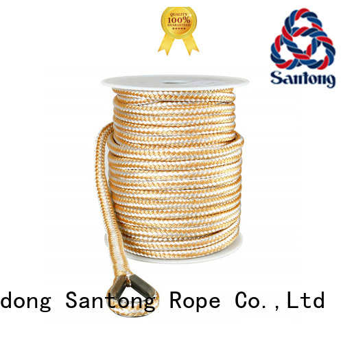 good quality anchor rope for boats double factory price