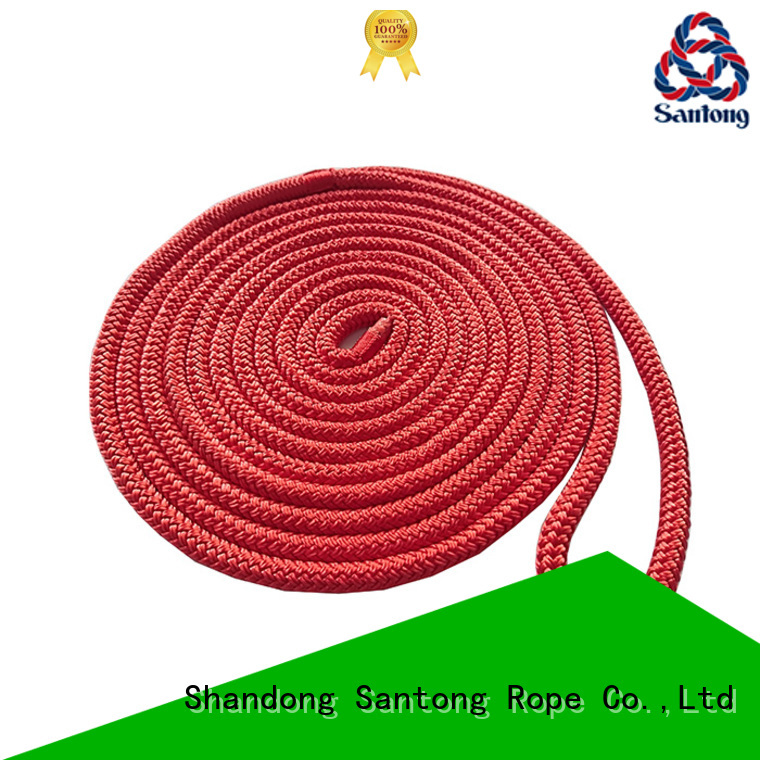 SanTong braided rope factory price for skiing