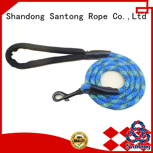SanTong long lasting pet leash factory price for dog