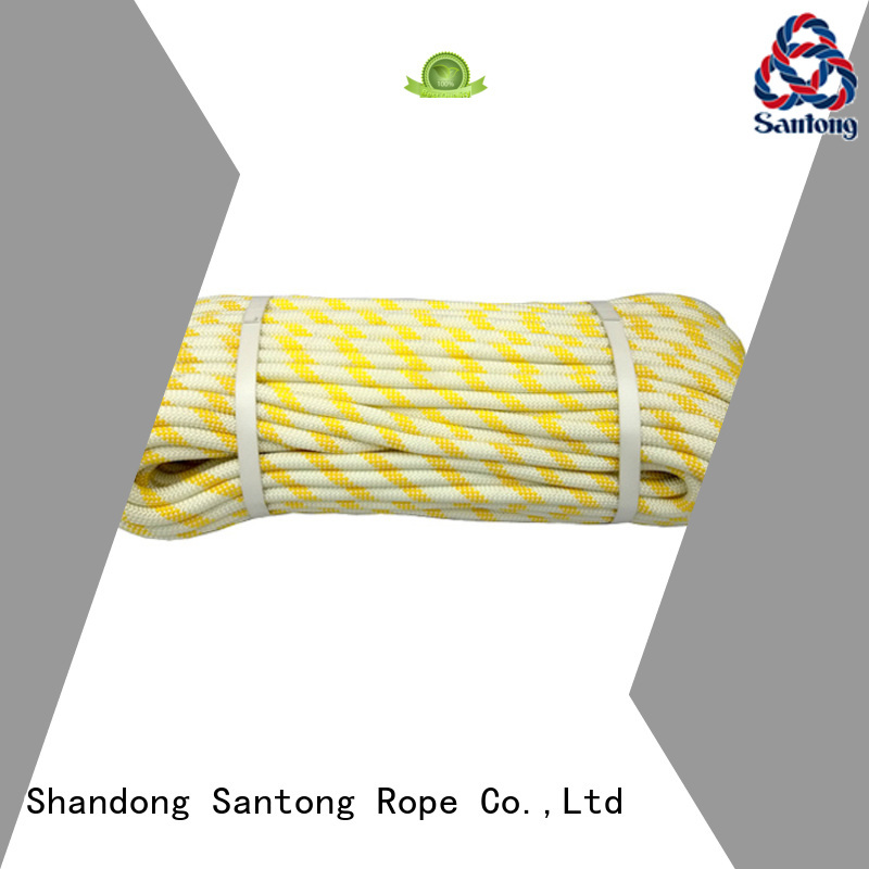 SanTong powerful climbing rope static wholesale for climbing