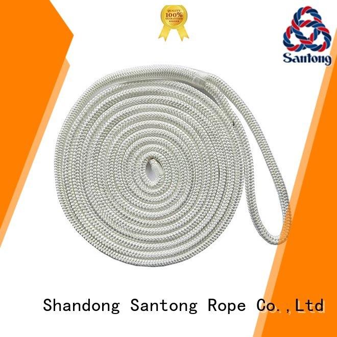 SanTong nylon marine rope supplier for tubing