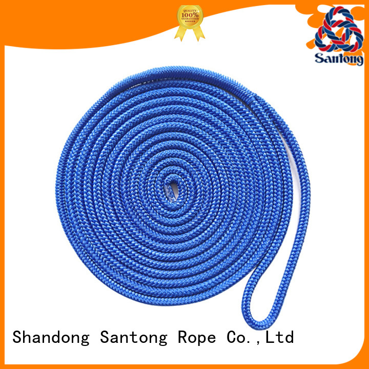 durable marine braided rope wholesale for skiing