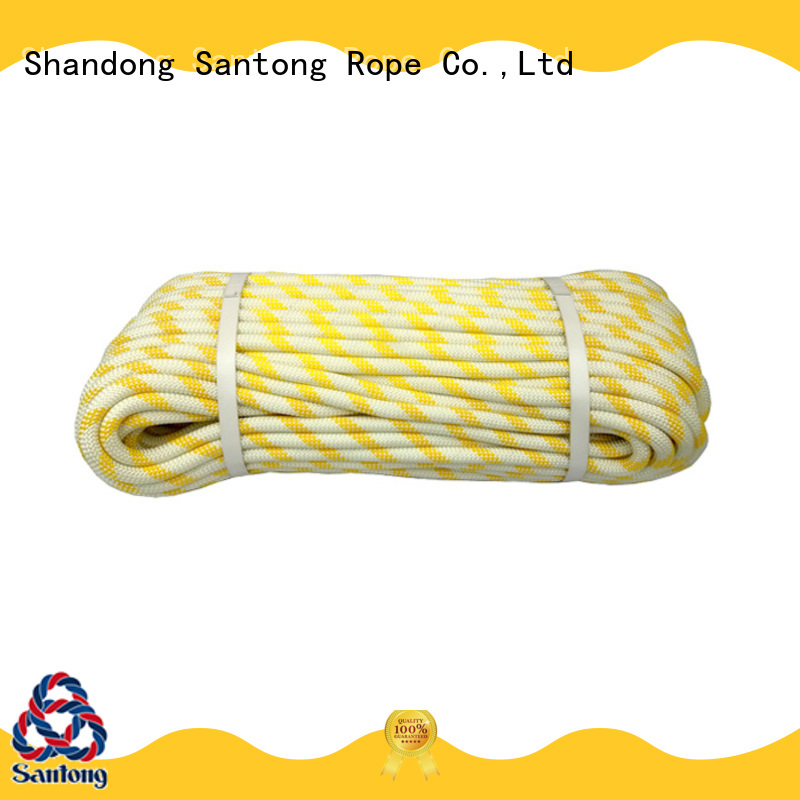 SanTong abrasion resistance climbing rope sale on sale for climbing