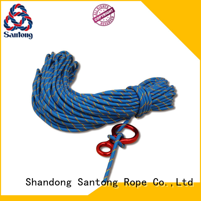 SanTong tree climbing rope supplier for outdoor