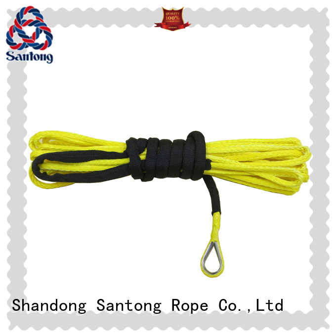 SanTong safety winch rope manufacturer for vehicle