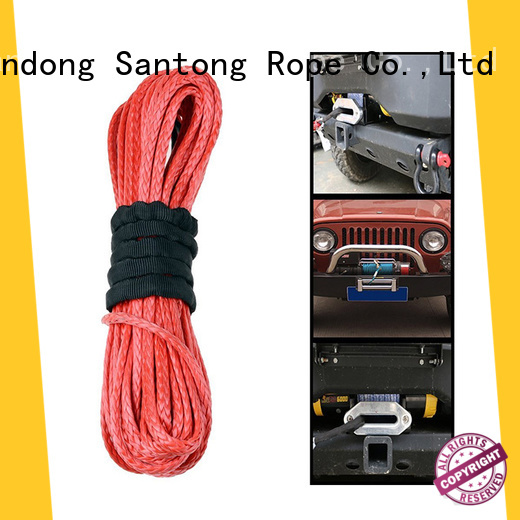 SanTong light winch line directly sale for truck