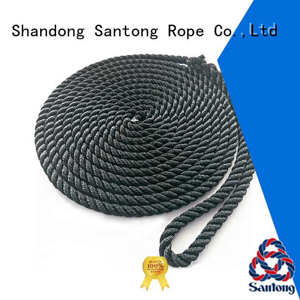 SanTong nylon marine rope wholesale supplier for wake boarding