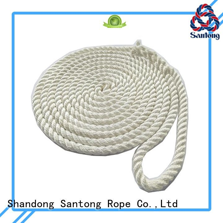 SanTong stronger boat rope supplier for skiing