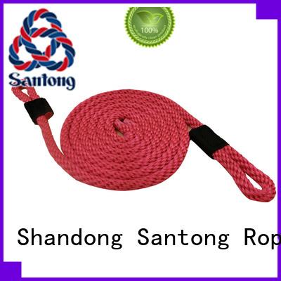 multifunction fender lines rope design for pilings
