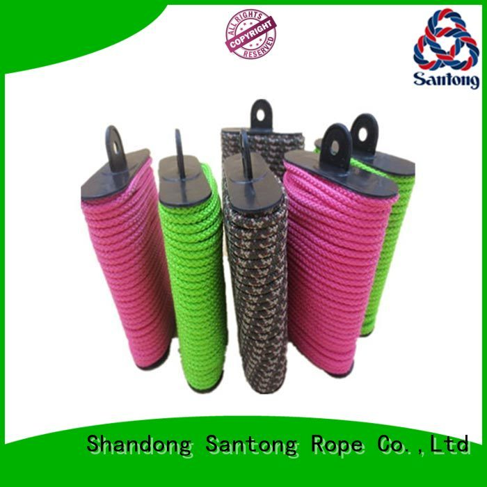 SanTong strand rope for tent supplier for clothesline