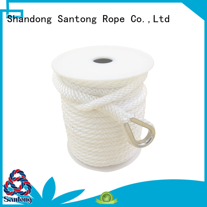 SanTong long lasting twisted rope supplier for gas