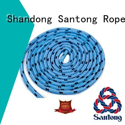 durable braided nylon rope design for sailing