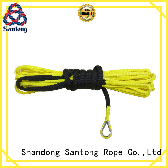 SanTong stronger rope manufacturers on sale for vehicle