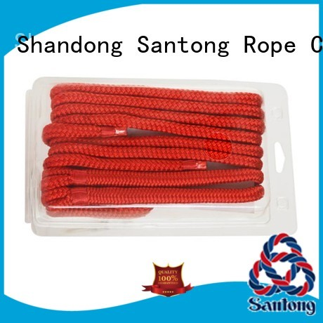 SanTong solid braided rope design for docks