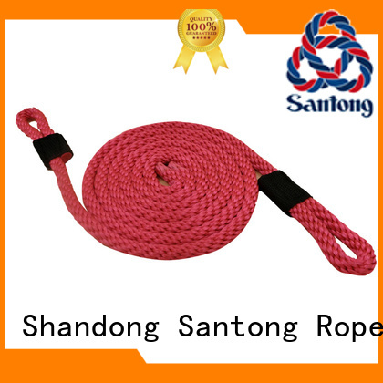 goldwhite adjustable fender ropes with good price for pilings SanTong