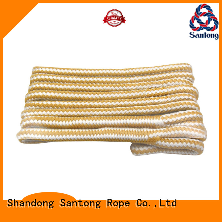 SanTong practical fender rope factory for pilings