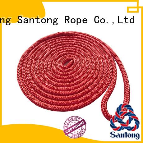 SanTong marine ship rope wholesale for wake boarding