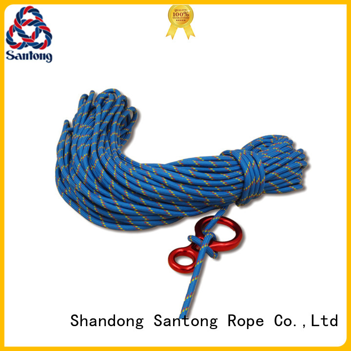 quality tree stand climbing rope rope for arborist SanTong