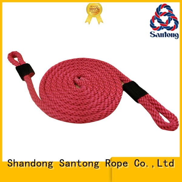 SanTong multifunction boat fender rope inquire now for pilings