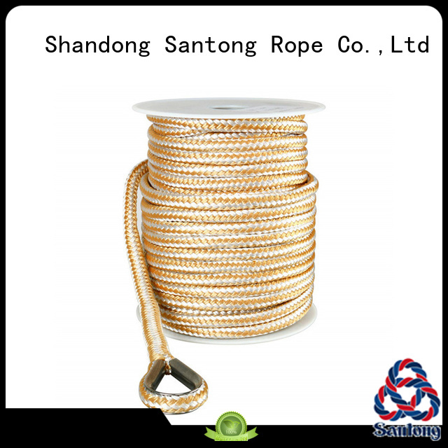 SanTong long lasting polyester rope factory price for gas