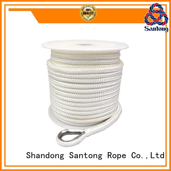 SanTong rope pp braided rope wholesale for saltwater