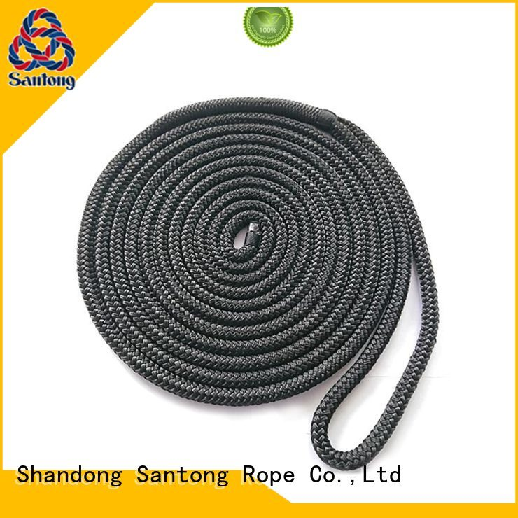 SanTong blue mooring rope online for wake boarding