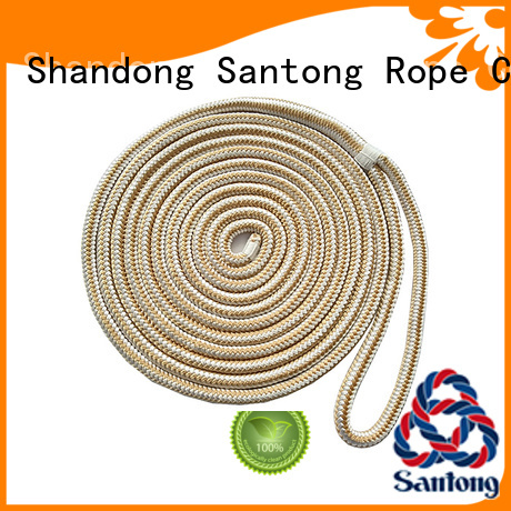SanTong rope braided rope factory price for tubing
