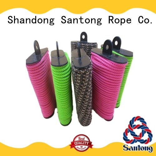 colorful cloth rope wholesale for tent