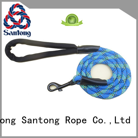 SanTong rope pet leash at discount for large dog