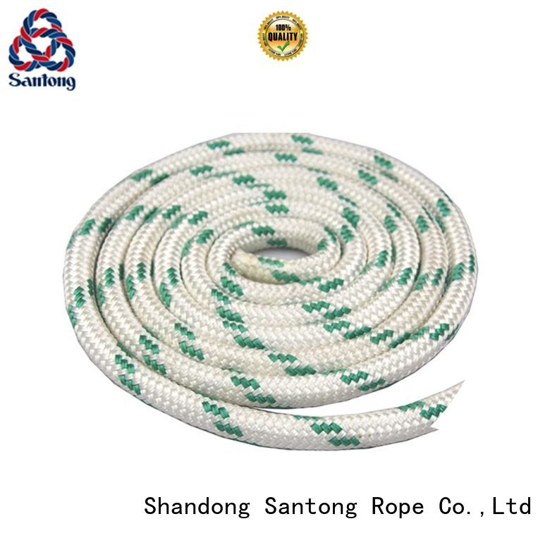 braided nylon rope for sale inquire now for sailboat SanTong