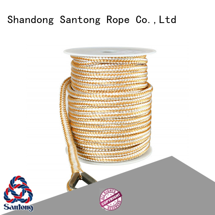 SanTong polyester rope wholesale for saltwater