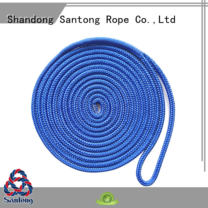 professional marine rope goldwhite supplier for wake boarding