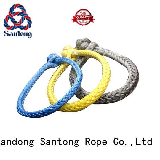 practical soft shackle blue customized for outdoor