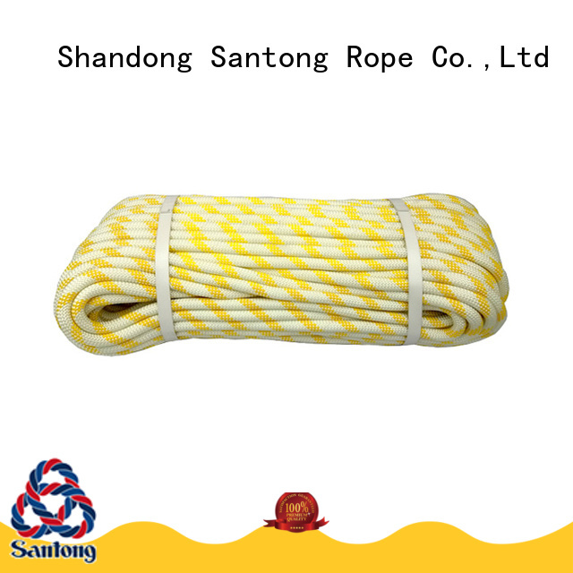 SanTong powerful static rope wholesale for abseiling