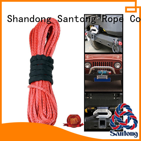 rope rope supply manufacturer for truck SanTong