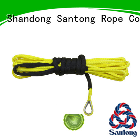 SanTong light rope winch line rope for truck